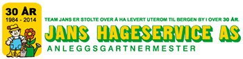 Jans Hageservice AS